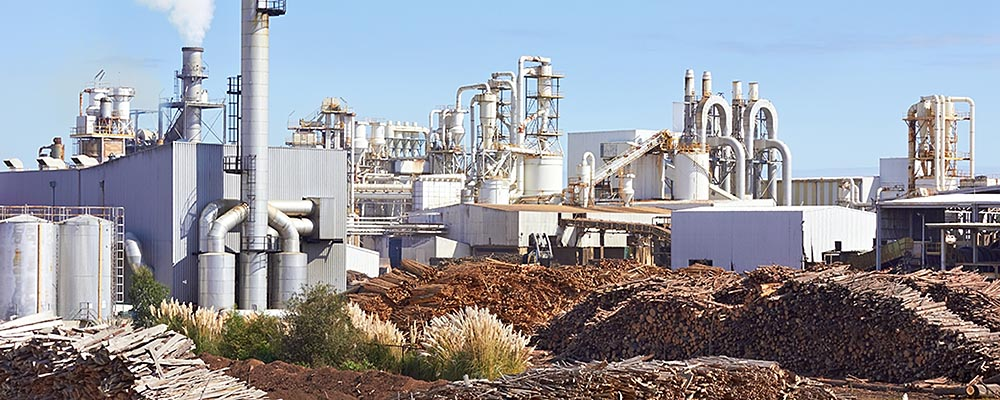 Protecting pulp and paper mills from corrosion